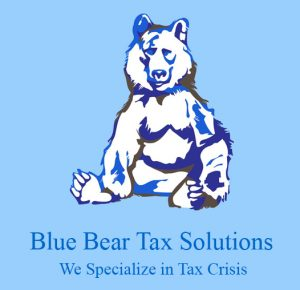 Blue Bear Tax Solutions - Denver Tax Prep and Accounting Services We Specialize in Tax Crisis
